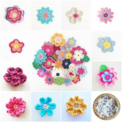 Flower Ebook - Free Patterns
