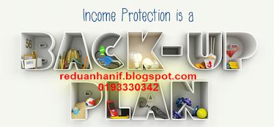 Adakah income protection anda ada RM500,000 minimum? Hubungi AIA Takaful Agen 0193330342