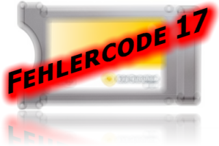 Samsung Fehlercode 17 für HikVision CCTV