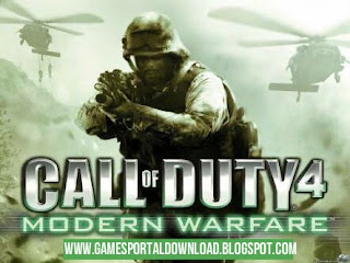 Call Of Duty 4 PC Free Download [System Requirement + Game Setup]