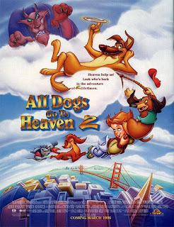 Todos los perros van al cielo 2 (1996)   3gp/Mp4/DVDRip Latino HD Mega