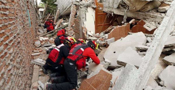 Tragedia en Ecuador 2016