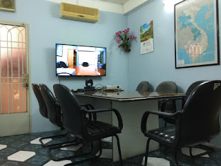 Triển khai giải pháp hội nghị truyền hình AVer cty Việt Siêu hình 3