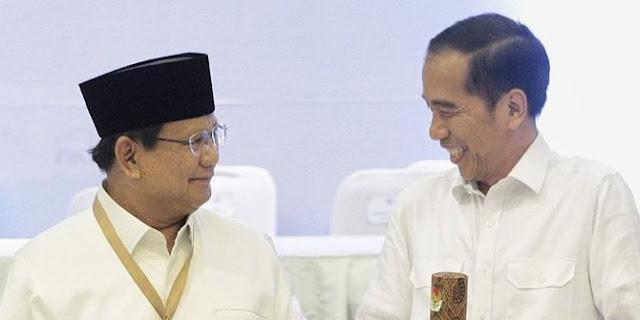 Babak Baru Prabowo vs Jokowi