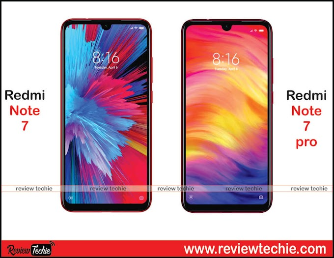 Redmi Note 7 Pro and Note 7 First Impressions