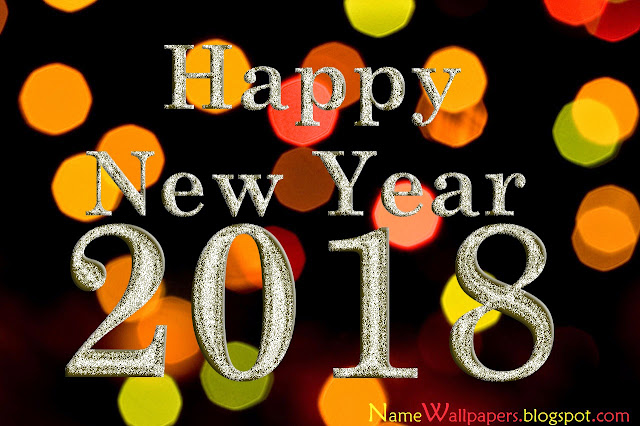 Happy New Year 2018 Image Wallpaper And Picture