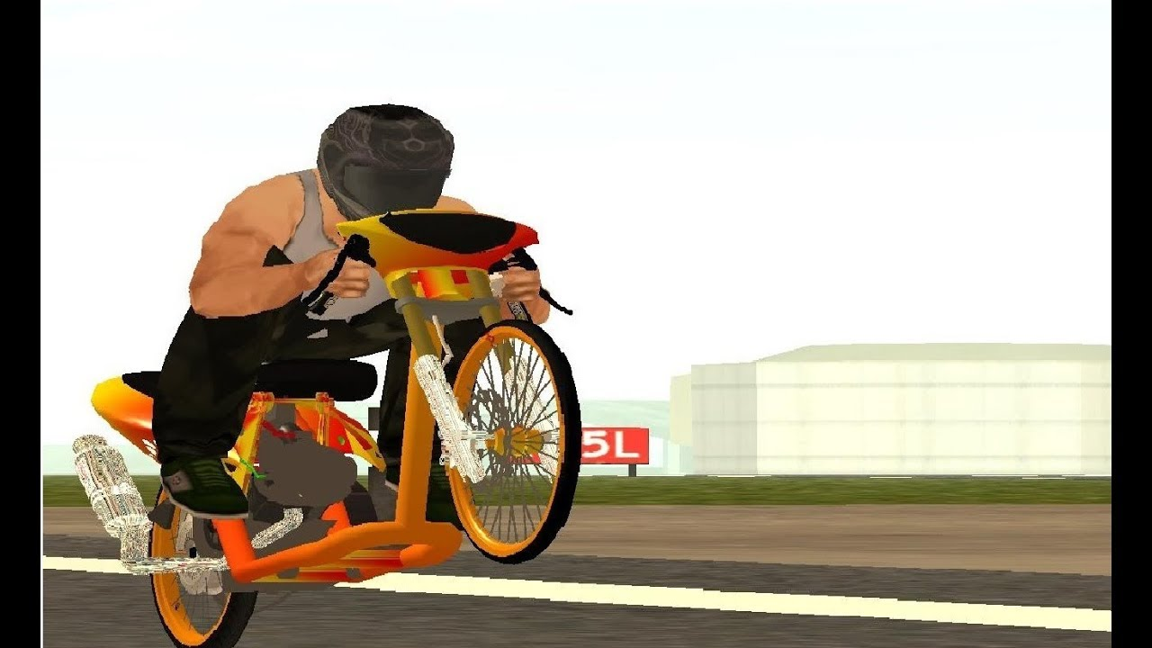 Mod Motor Thailook Gta Sa Dff Only | Ritchie