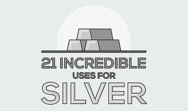 21 Incredible Uses for Silver