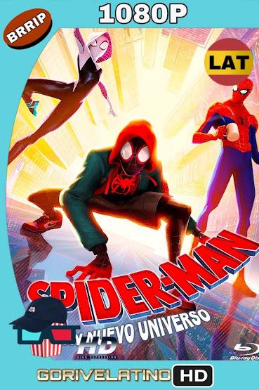 Spider-Man: Un Nuevo Universo (2018) BRRip 1080p Latino-Ingles MKV