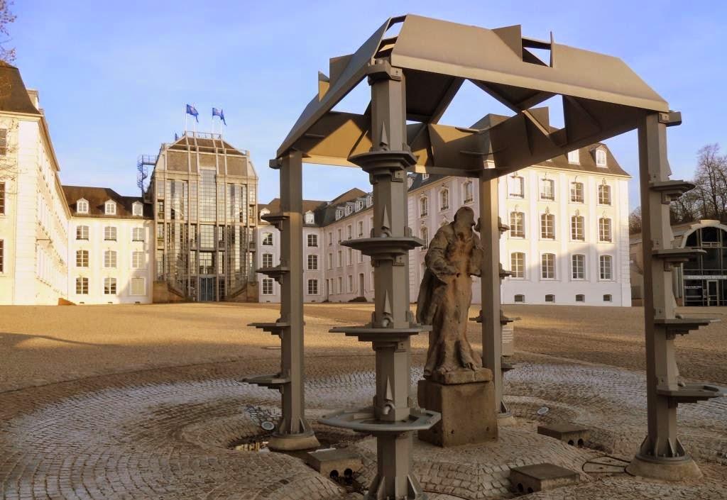 Saarbrucken, kasteel,