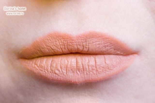 NYX Lip Lingerie Matte — DUSK TO DAWN 19 свотчи