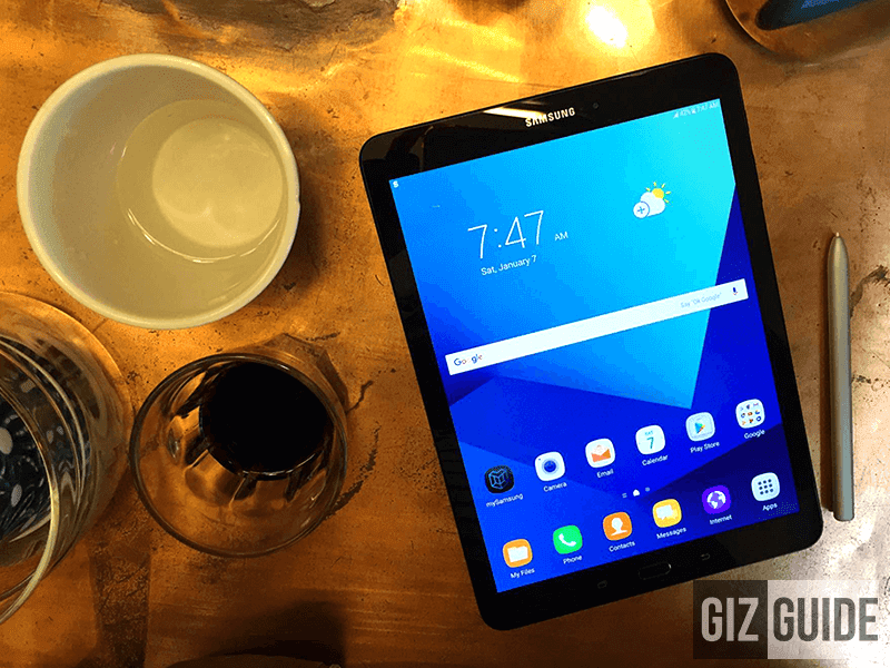 5 Things We Love About The New Samsung Galaxy Tab S3 Tablet