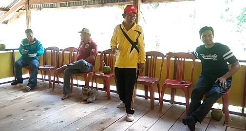 Menyusuri Kawasan Ekowisata Hutan Kenari ,Gojang Utara Kabupaten Kepulauan Selayar