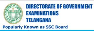 Telangana TS SSC / 10th Results 2016 bse.telangana.gov.in