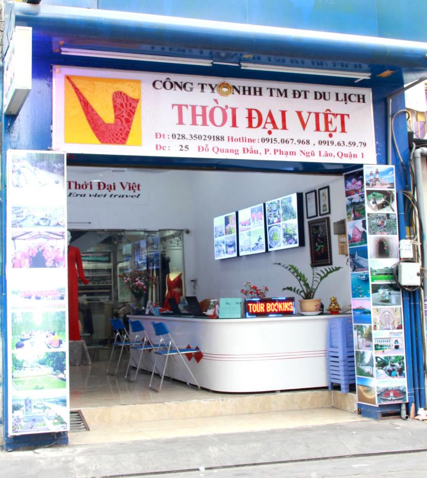 Trụ sở chính công ty Thời Đại Việt