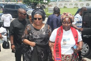 PDP and Ijaw behind my husband's death- Alameiseigha widow cries out