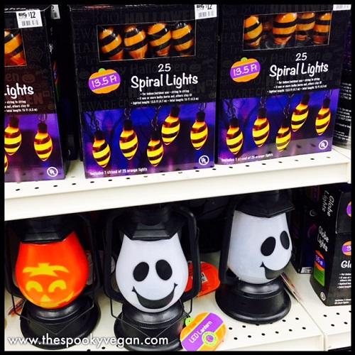 holographic bat lights - Big Lots Halloween