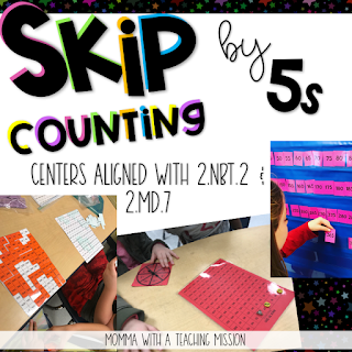 https://www.teacherspayteachers.com/Product/Skip-Counting-by-5s-CENTERS-3687553