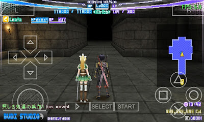 Download Sword Art Online: Infinity Moment PPSSPP Android 2