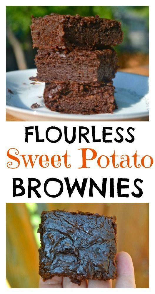 Sweet Potato – Grain Free Brownies