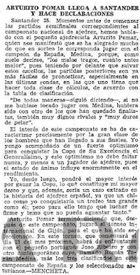 Final del XI Campeonato de España Individual de Ajedrez en ABC, 26 de junio de 1946