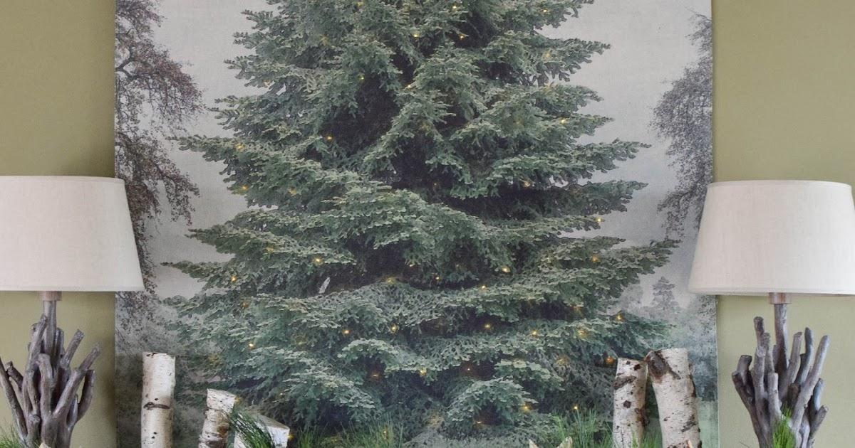 mein zweidimensionaler weihnachtsbaum goodbye 4 meter. Black Bedroom Furniture Sets. Home Design Ideas