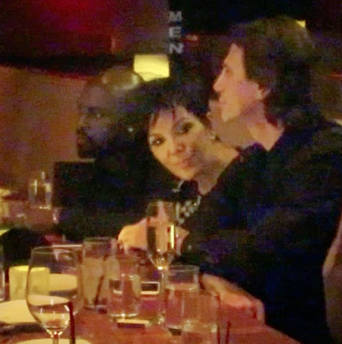 Kris Jenner, couples and Corey Gamble new pictures