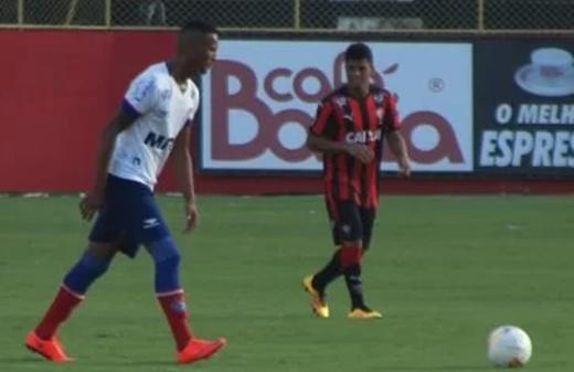 Bahia vence o Vitória no Sub-20 e larga na frente na decisão
