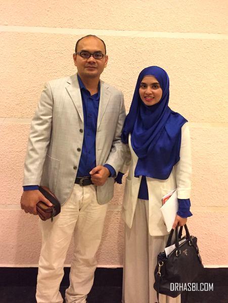 dgn wife CDM Adibah Karimah