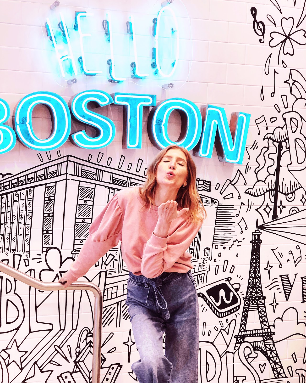 Boston Travel Vlog, what to do in Boston, Primark Shopping Haul