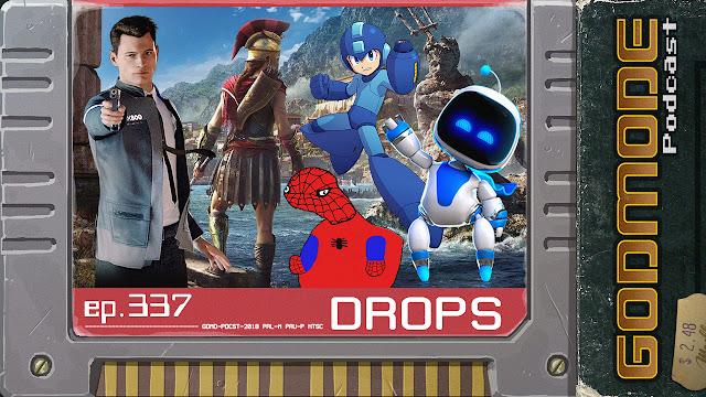 GODMODE 337 - DROPS