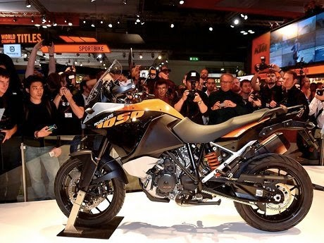 9 Motor Terbaru Jadi Bintang di Pameran EICMA 2014