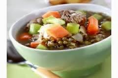 Sup Kambing Kacang Hijauv