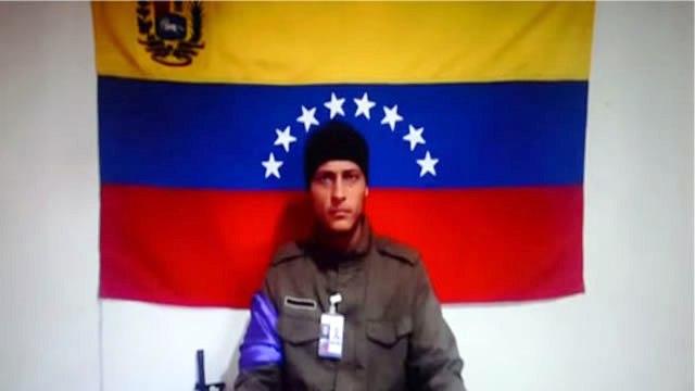 Oscar Pérez, piloto del Cicpc reaparece y anuncia segunda fase de ofensiva