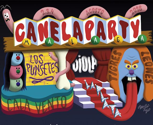 Canela Party 2018