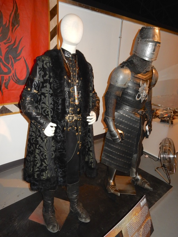 Doctor Who Robot of Sherwood Medieval costumes