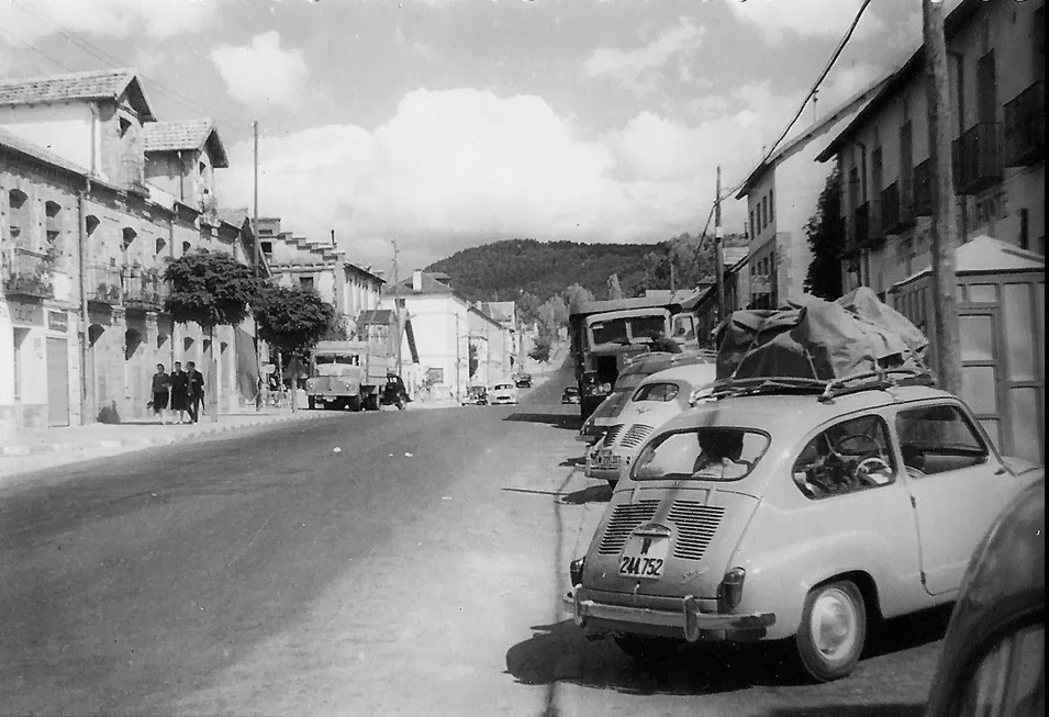 San Rafael en 1961 - Fotos Nostálgicas - Alfonsoyamigos
