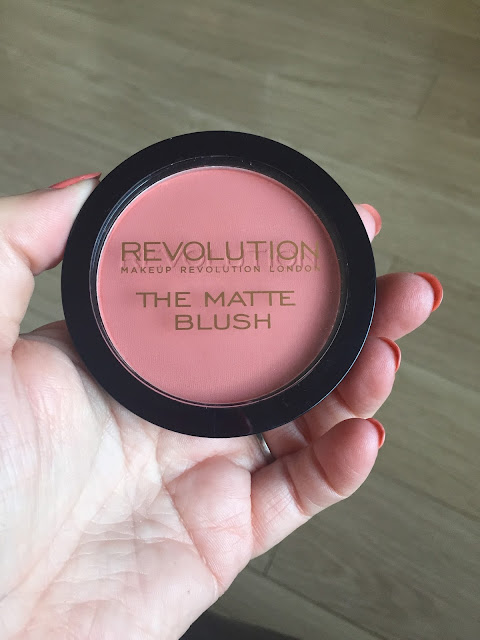 Makeup Revolution Matte Blush Collection - Review And Swatches