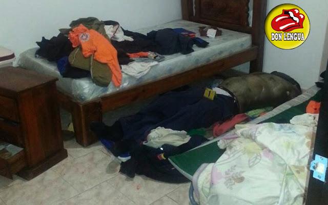 Funcionario de Protección Civil fue encontrado muerto en su cuarto