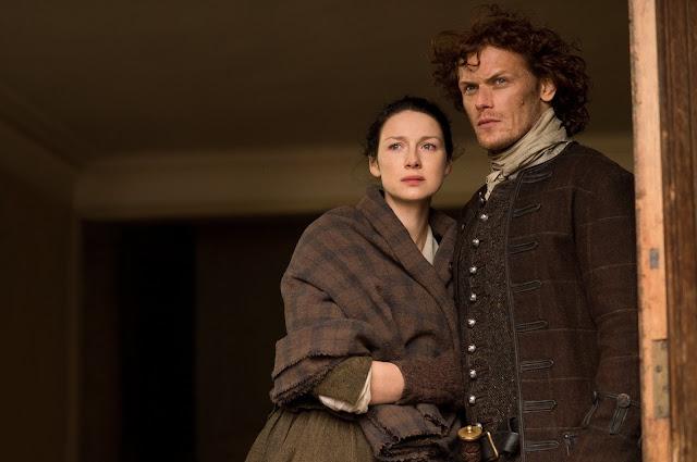Kamie y Claire Fraser pasaron por muchas tribulaciones durante la segunda temporada de Outlander
