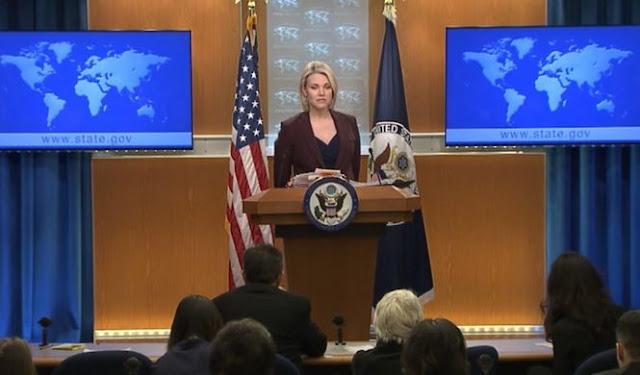 Росія повинна припинити свою агресію і виконати Мінські угоди - Держдеп США