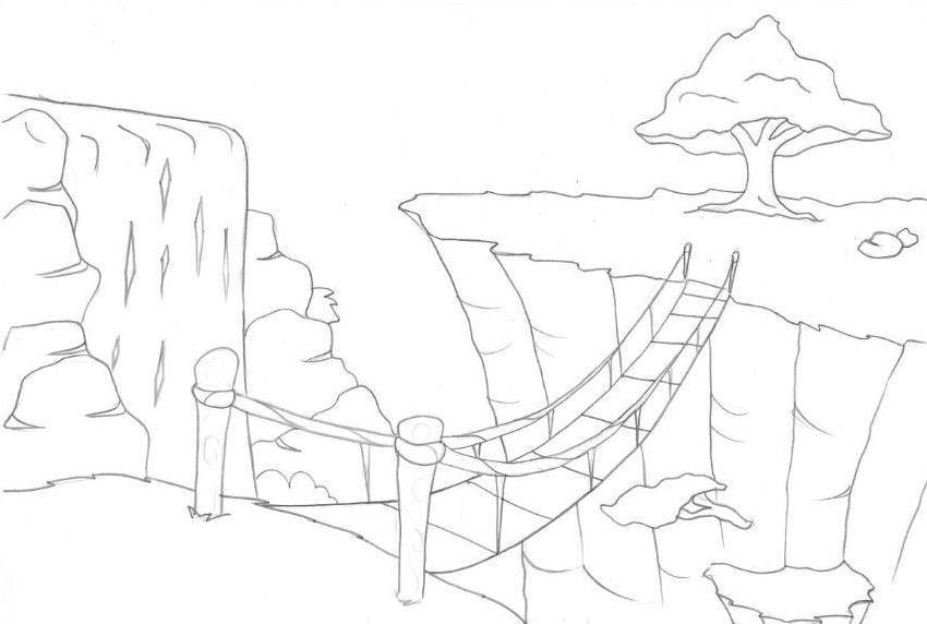 Pintura De Um Desenho Manga Passo A Passo Desenhos Para Colorir