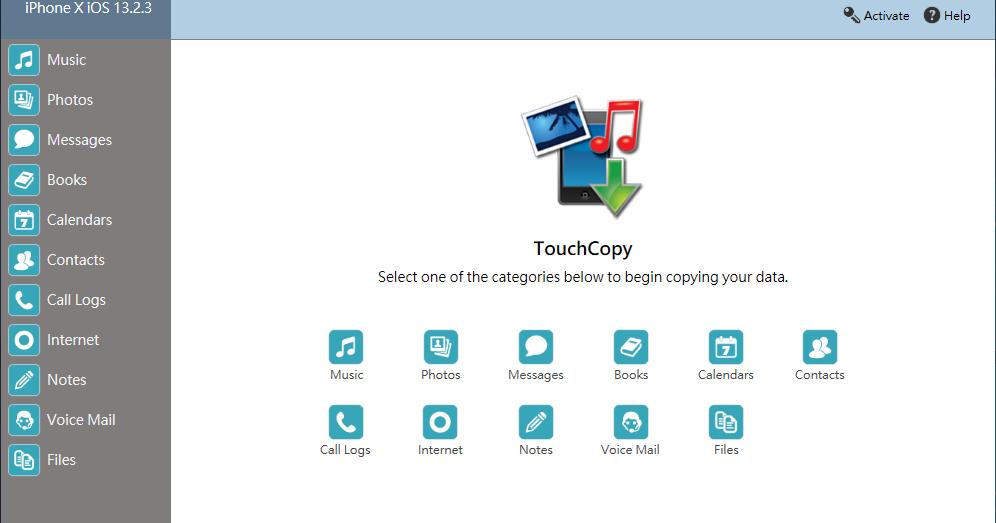 TouchCopy 16.57 - iPhone檔案傳輸軟體 - 阿榮福利味 - 免費軟體下載