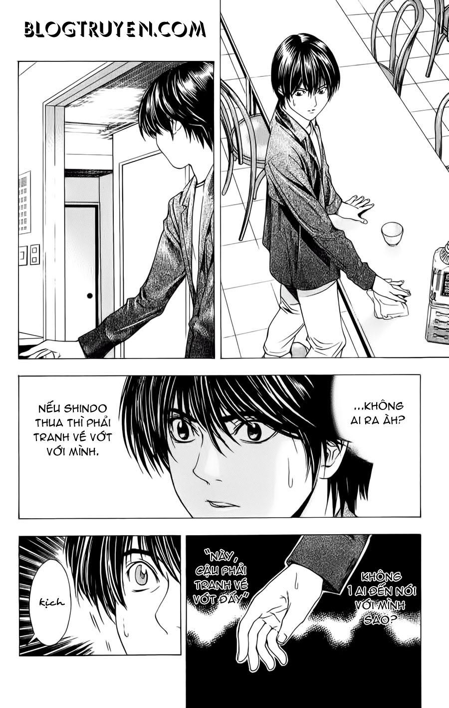 Hikaru No Go hikaru no go chap 96 trang 4