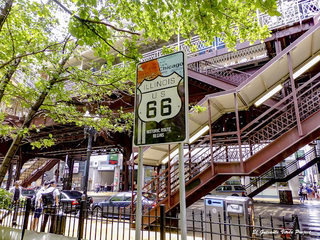 Inicio Ruta 66 - Chicago por El Guisante Verde Project