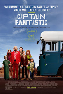 Captain Fantastic - Poster & Trailer