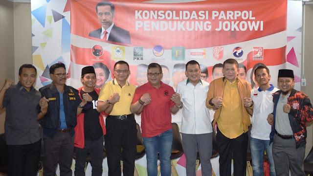 Koalisi Pendukung Jokowi Mulai Pecah