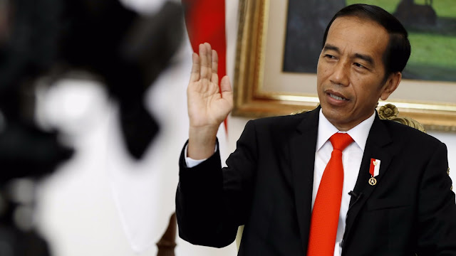'Bola panas' UU MD3 kini berada di tangan Jokowi