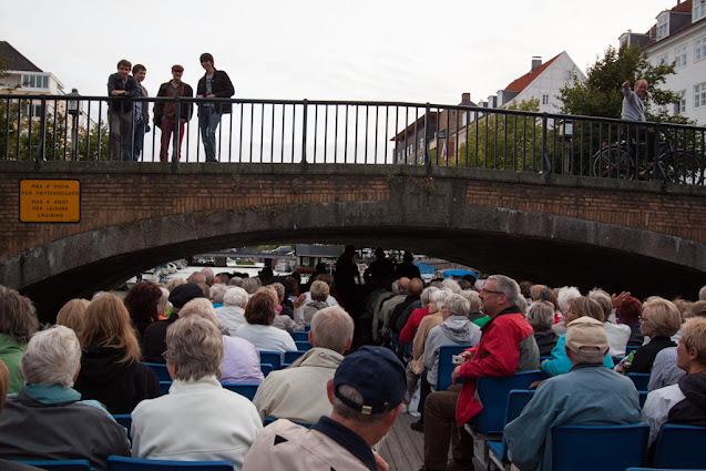 Crociera sui canali di Copenhagen