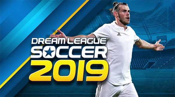 Download APK + Data MOD Dream League Soccer 2019 Terbaru 6.11 Android